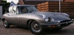 Jaguar E type 1969 series 2 2+2 coupe