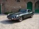 Jaguar E type coupé